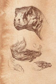 8 советов по рисованию драконов - CG Magazine