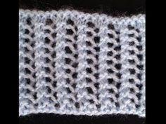Kahve Çekirdeği Örneği - YouTube Baby Knitting Patterns, Knitting Stitches, Stitch Patterns, Crochet Patterns, Crochet Hooded Scarf, Crochet Shawl, Knit Crochet, Knitting Videos, Crochet Handbags