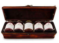 Marmalade Jam, Sour Cherry, 5 Gifts, Wild Blueberries, Black Currants, Prince Edward Island, Preserves, Whiskey Bottle, Jars