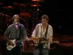 Bruce Springsteen & Jackson Browne - Running On Empty Filmed at CAA, East Rutherford, NJ. 13-10-2004