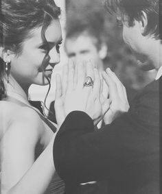 best dating a vampire damon and elena moments