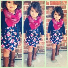 Little country girl !