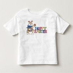 Cute Hoppy Easter - Toddler T-shirt