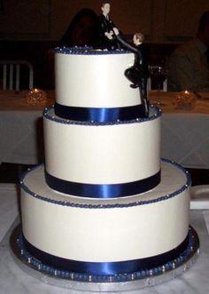 3-Tiered Civil Union Cake | Craftsy