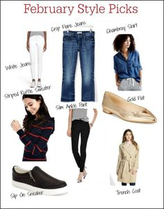 February Style Picks