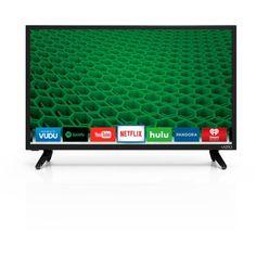 """VIZIO D24-D1 24"""" 1080p 60Hz LED Smart HDTV"""
