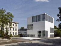 Gesamtsieger 2015: Dokumentationszentrum in München von Georg Scheel Wetzel Architekten, Foto: Stefan Müller