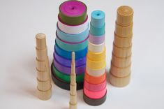 Stacked Quilling Forms