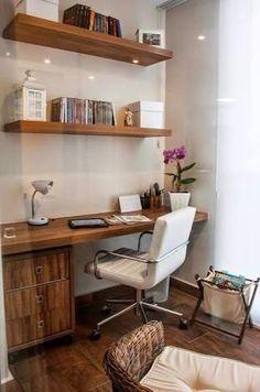 Resultado de imagem para escritorio em casa