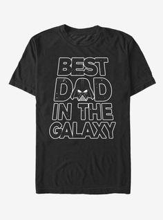 Funny Dad Shirts, Father's Day T Shirts, Dad To Be Shirts, Darth Vader Shirt, T Shirt Citations, Galaxy T Shirt, Dad Day, Father's Day
