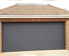 Ideas for grey garage door craftsman style Grey Garage Doors, Garage Door Styles, Dorm Room Doors, Bedroom Door Signs, Barn Door Pantry, Diy Barn Door, Diy Door Knobs, Contemporary Garage Doors, Sectional Garage Doors