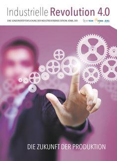 Handelsblattbeilage: Industrielle Revolution 4.0