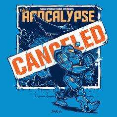 """The Apocalypse"" -CANCELED- Pacific Rim"