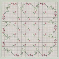 natty's cross stitch corner: spring