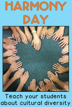 Check out this set of activities for Year 3 and Year 4 about Harmony Day in Australia. These printables focus on the idea that 'everyone belongs' in our multicultural society. Tasks and worksheets focus on the values of Harmony Day and can be used to create classroom displays about cultural diversity. Suitable for Year three and Year four (or homeschool students).