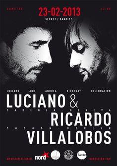 Luciano & Ricardo Villalobos  23-02-2013