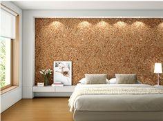 paneles de corcho para paredes cabecero