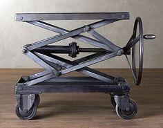 Industrial Scissor Table