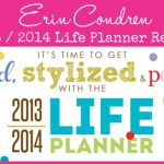 Don't wait until Jan to get #organized! Sharing my @erincondren.com.com Life Planner Review and $10 COUPON! http://www.onlyabreath.com/2013/11/erin-condren-life-planner-2013-2014-review-10-coupon-offer/ @ErinCondrenFans