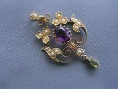 Image result for suffragette jewellery