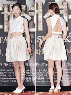 Korean actress Sin, Sekyeong.