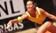 Flavia Pennetta #Tennis - Italian National Team