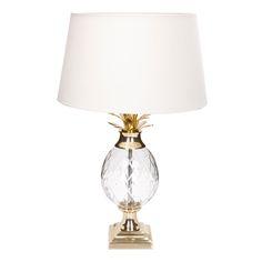 Zara Home Pineapple lamp