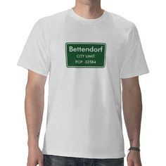 Bettendorf, Bettendorf, Bettendorf