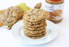 Biscoff Oatmeal Cookies on www.twopeasandtheirpod.com One of my very favorite cookie recipes!