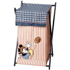 Disney Vintage Mickey Football Hamper