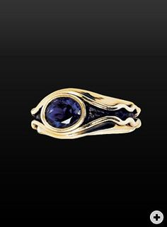 Lord of the Rings Elrond Ring Official accessory from The Lord of the Rings