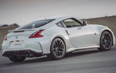 New Nissan 370Z NISMO 2017 on the other side. Looks gorgeous!! #nissannismo #nissan #car #cars #sportcars #supercars #sport #mydriftfun #awesomecars #awesome #auto #racecar #racing