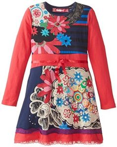 Bonnie Jean, Girls Jeans, Boho Dress, Cute Kids, Great Gifts, Mini Skirts, Long Sleeve, Casual, Prints