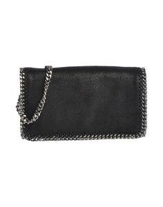 Stella McCartney Mini Classic Crossbody Bag w/Silver Hardware