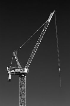 Tower Crane by Daniel Sjolund. Like, Comment, Follow. Visit the Official Website at www.dansjo.com to view more!