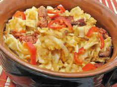 Egy finom Parasztos gazdag krumplis tészta ebédre vagy vacsorára? Parasztos gazdag krumplis tészta Receptek a Mindmegette.hu Recept gyűjteményében!