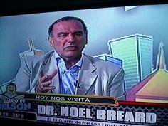 """En vivo, en el programa """"El diario de Nelson"""" abordando varios temas, de interés provincial. #VamosParaAdelante"""