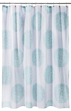 ThresholdTM Floral And Birds Shower Curtain