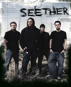 Seether Poster by AngryJedi on DeviantArt