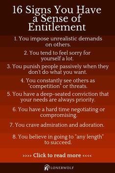 22 Best Sense Of Entitlement Ideas Sense Of Entitlement Entitlement Entitlement Quotes