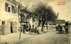 1912. 07. Borospincék Nagymaroson