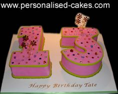 13th Birthday stars cake Cake by Caron Eveleigh CakesDecor