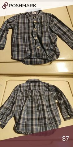 Old Navy infant button down shirt NWOT Old Navy Shirts & Tops Button Down Shirts