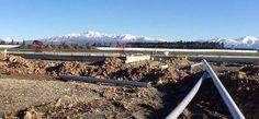 Drainage Contractors, Railroad Tracks, Train Tracks