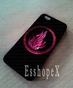 Divergent Dauntless The Brave Logo For iphone 4/4s case, iphone 5/5s,iphone 5c, samsung s3 i9300 case, samsung s4 i9500 case in Essophex on Etsy, $13.00>>>>> a good case for the 5c!