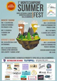 Montecampione Summer Fest http://www.panesalamina.com/2016/47277-montecampione-summer-fest.html