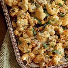 Crispy+Cauliflower+|+MyRecipes.com