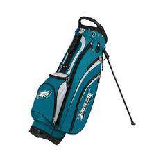 Wilson NFL Philadelphia Golf Carry Bag