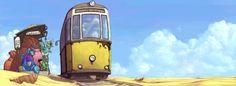 El Tren de Pandora by Brosa on DeviantArt