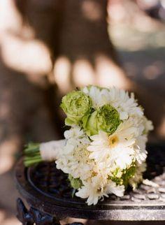 Big Events Wedding   green & white
